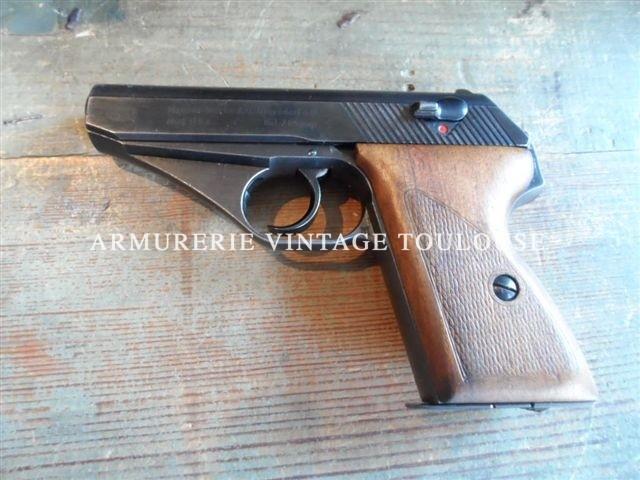 Mauser HSC calibre 7,65