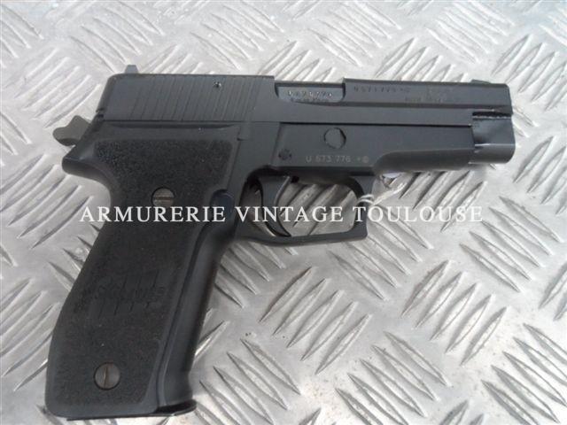 Pistolet SIG P226 calibre 9X19
