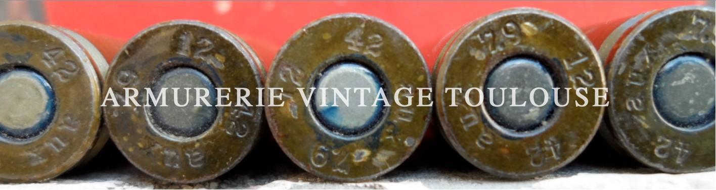Un véritable gachis technologique : l'abandon de la       cartouche de 7,92X33 en 1945 (Vae victis !) Gilles Sigro