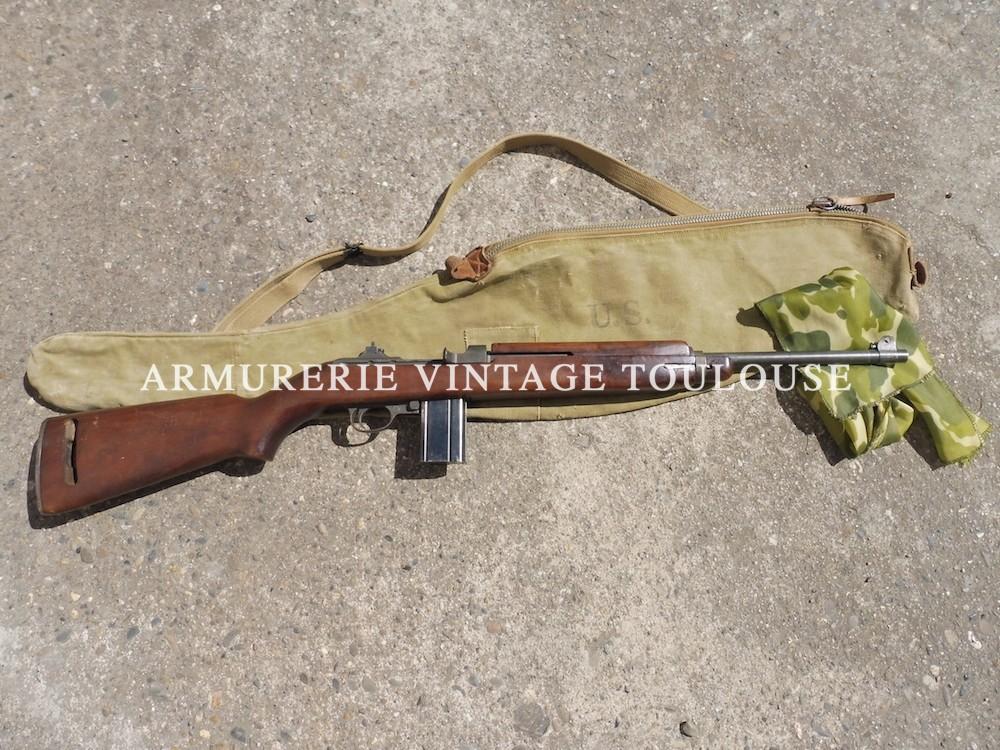 Carabine USM1 Winchester calibre 30 M1
