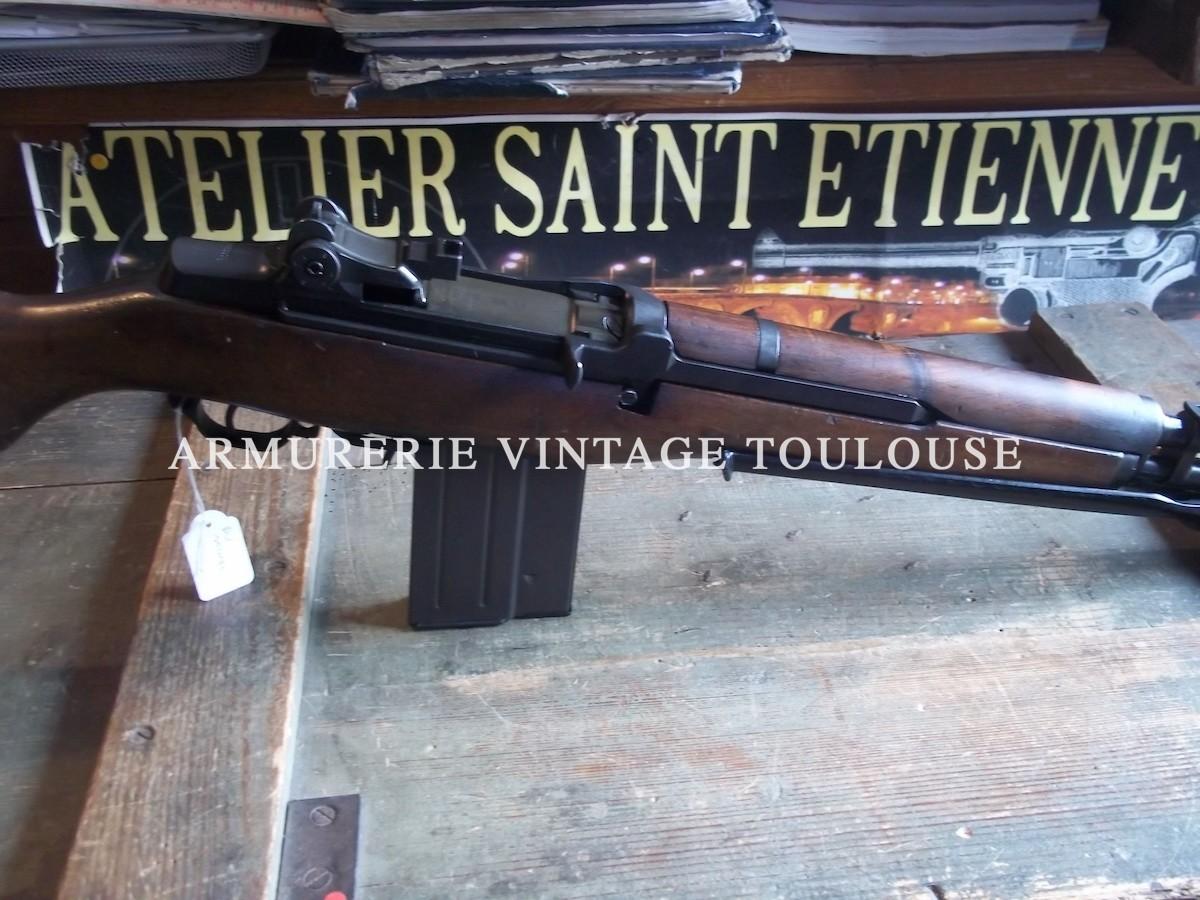 Fusil semi automatique Beretta BM 59 calibre 308W