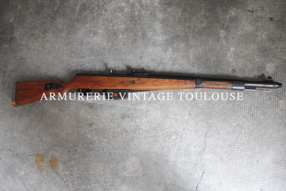 "Rare fusil semi-automatique Allemand G41W fabrication ""duv"""