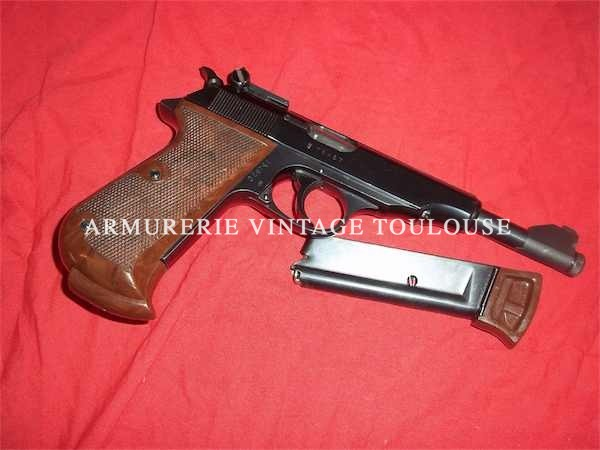 Pistolet de tir Walther Manurhin PP Calibre 22LR