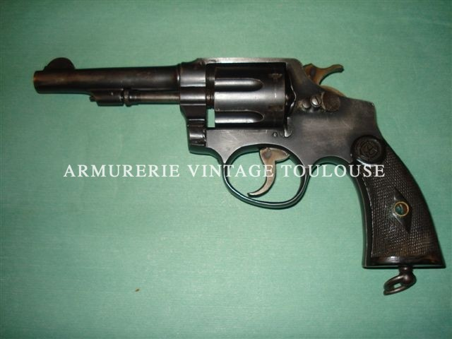 Réplique du smith and Wesson military and police 1905