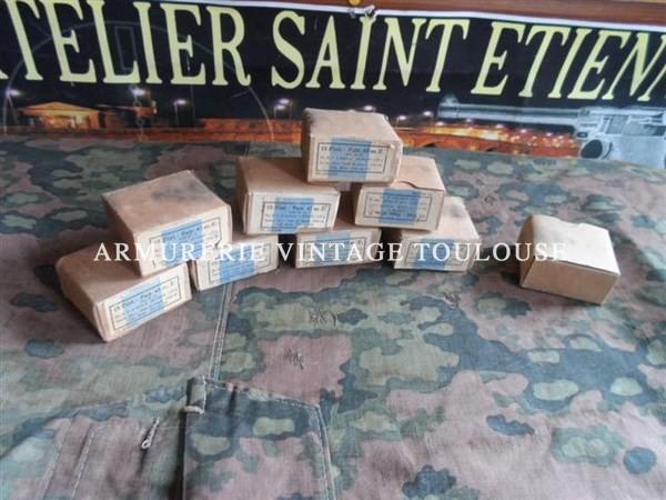 Cartouches Sellier & Bellot cal.7.92 X 33