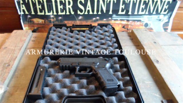 Pistolet calibre 22LR
