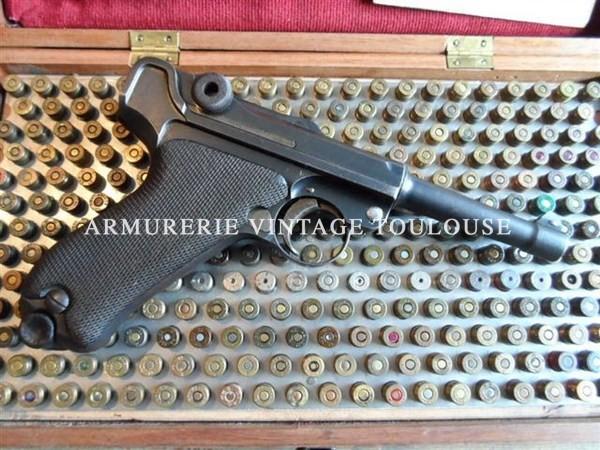 Rare Pistolet P08
