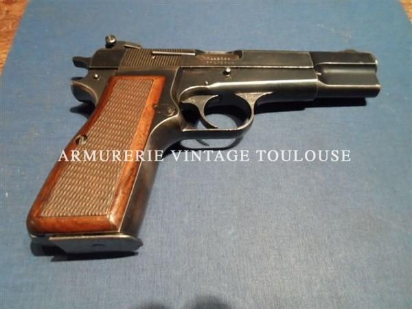 Pistolet Browing