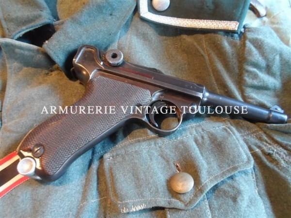 P08 fabrication Mauser