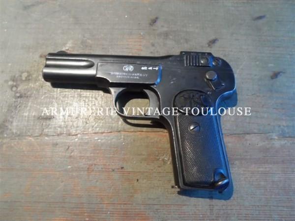Pistolet Browinf 1900
