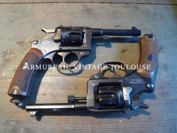 Lot revolver 1892 série 1894