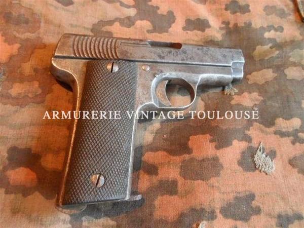 Pistolet Ruby Cal. 7.62
