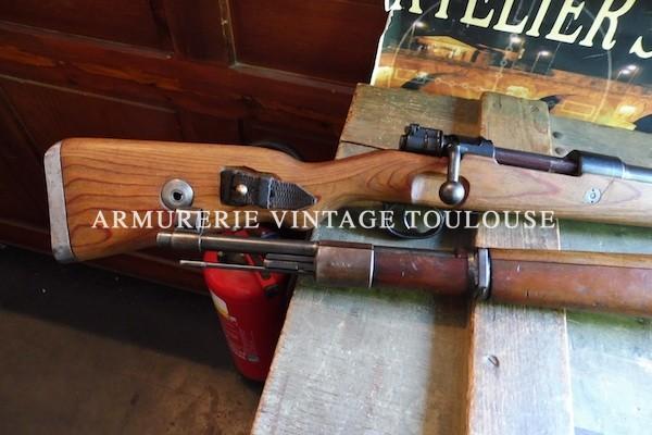 Petit lot de Mauser 98K