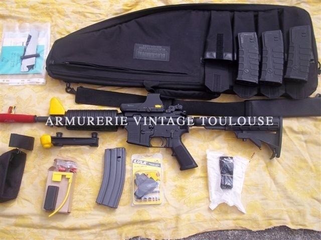 AR 15 calibre 223 Rémington fabrication ESP ; Baisse du prix !!