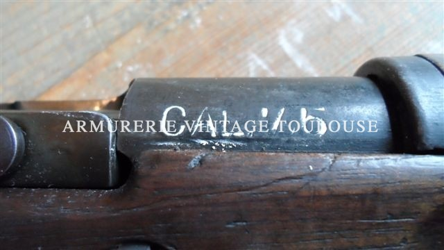 Rare fusil réglementaire Français de transition MAS 34