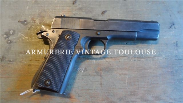 Stop affaire !! Colt 1911 A1 d'origine