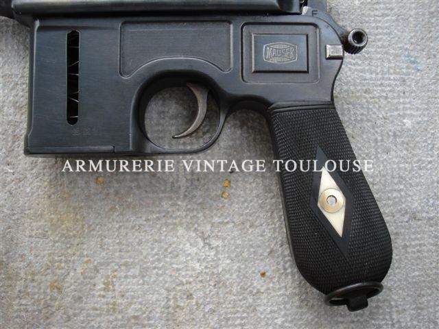 C96 9mm PARABELLUM