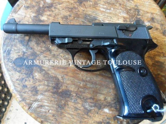 Pistolet P1 (évolution du P38)