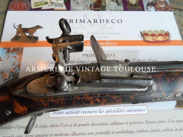 Vente aux enchères d'une belle collection d'armes anciennes le 18 Juin 2013 à 14 Heures
