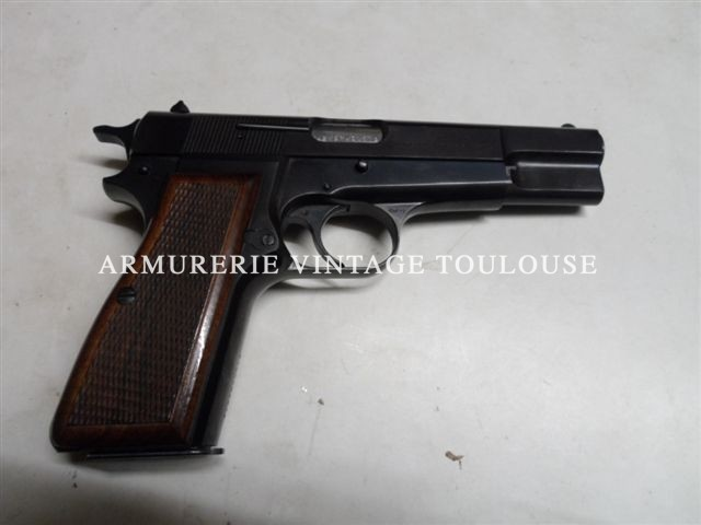 Pistolet Browning GP 35 Hight Power calibre 9×19