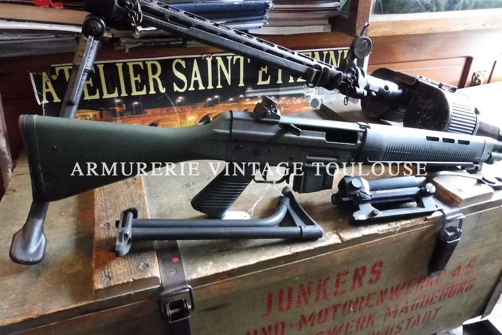 carabine SIG manurhin calibre 222 Remington.