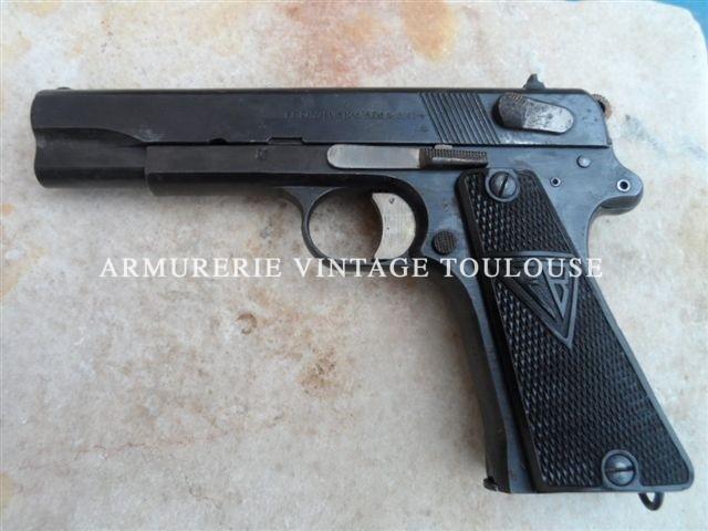 Pistolet Calibre 9X19 RADOM VIS 35