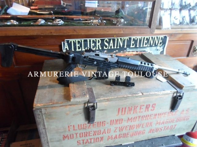 Rare en ce moment: carabine Ruger Mini 14 calibre 222 Remington