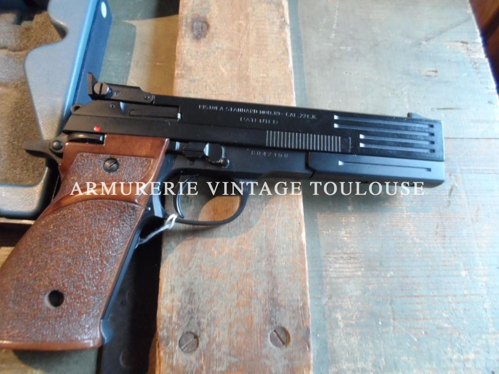 Pistolet Beretta Modèle 89 calibre 22LR