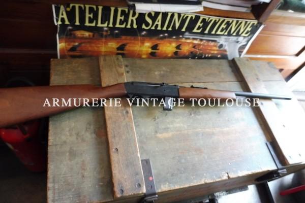 Rare carabine démontable semi automatique vendue par la société GEVARM