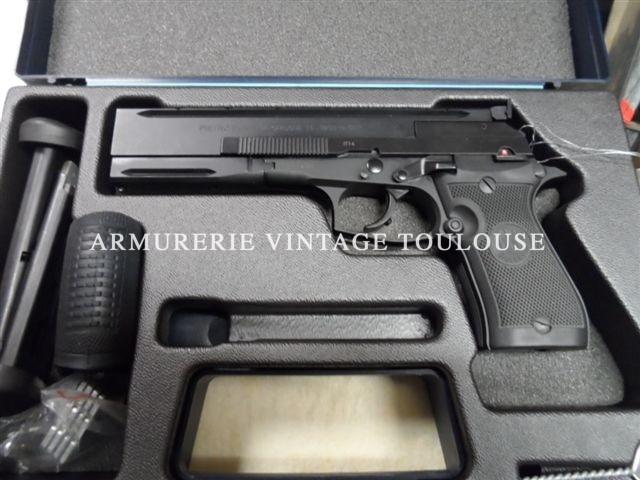 Pistolet de tir Beretta 87 Target