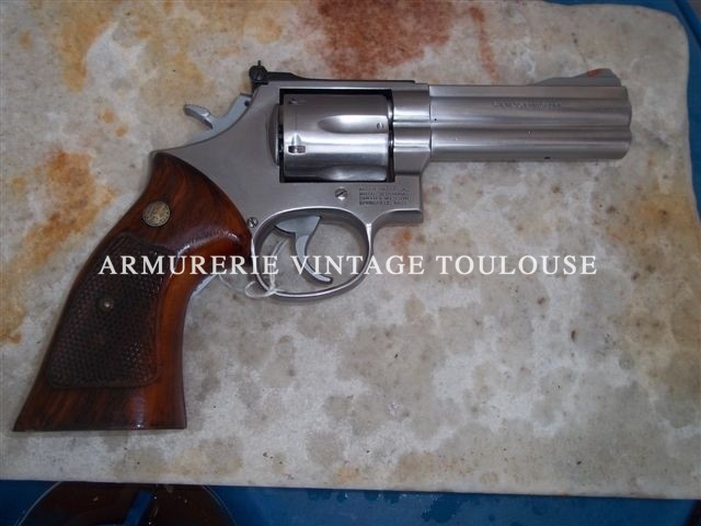 Révolver Smith et Wesson 686/3