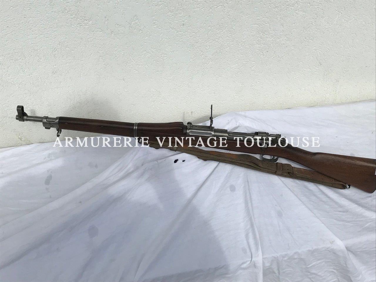 Fusil Springfield 1903 calibre 30/06 fabrication Août 1917