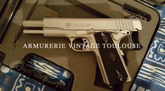 TAURUS PT1911 9mm INOX