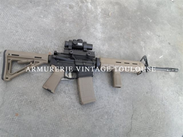 Carabine Smith & Wesson M&P 15 MOE MID calibre 223 Remington