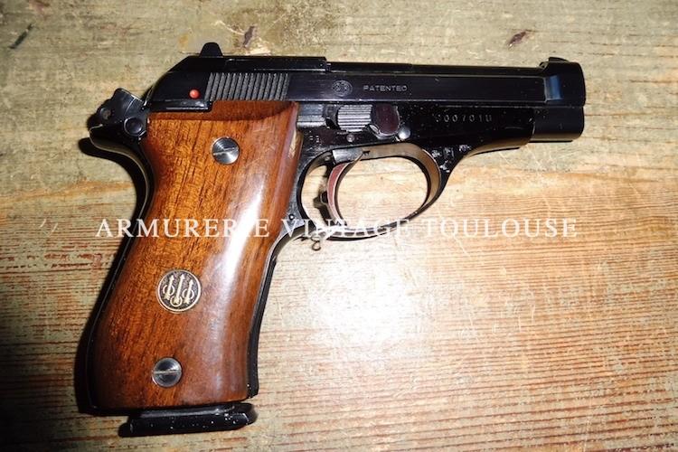 """Pistolet Beretta """"Cheeta"""" calibre 22 L.R"""