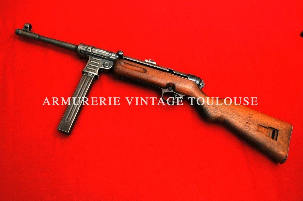 Pistolet-mitrailleur MP 41