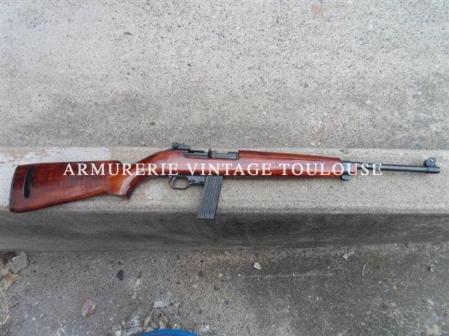 Carabine semi automatique Erma calibre 22Lr type  U.S.M1