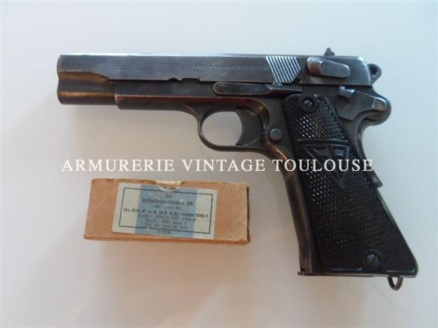 """Pistolet Polonais Radom """"VIS""""35  calibre 9×19"""