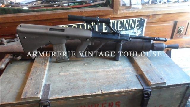 Fusil d'assault Autrichien STEYR AUG A1