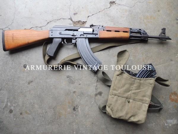 Zastava M 70 AB 1 calibre 7,62 X 39