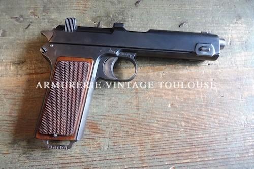 pistolet Steyr Hahn modèle 1912