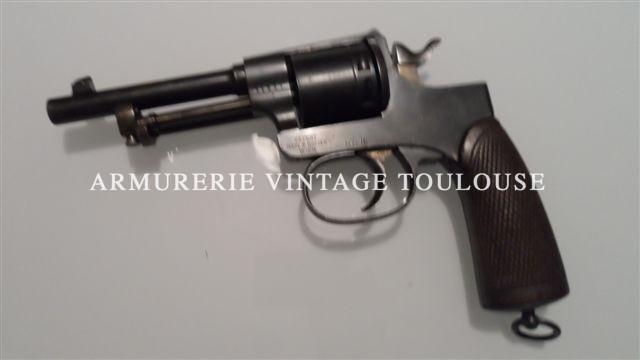 Rare révolver réglementaire Autrichien Rast& Gasser 1898 calibre 8mm affecté au 97 éme Régiment d'infanterie