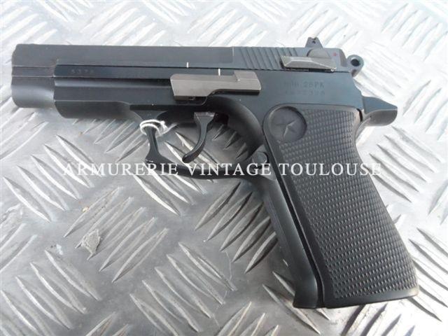 Pistolet Espagnol STAR 28 PK