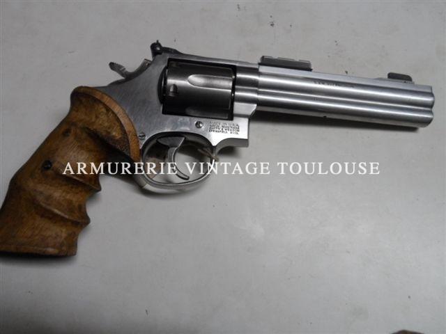 Revolver modéle 686/4 par Smith et Wesson calibre 357 Magnum en 6 pouces
