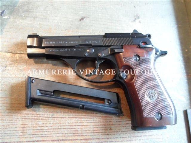 Beretta modèle 87 calibre 22LR