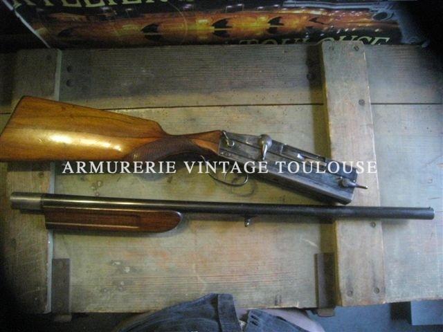 Fusil Français « NEMROD » calibre 12/70