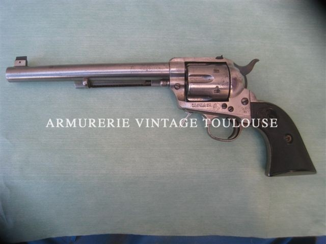 "Revolver S.A.A. 1873 ""Flat top"" calibre 450 fabrication 1894 !"