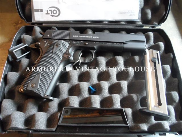 Walther du pistolet 1911A1 calibre 22LR