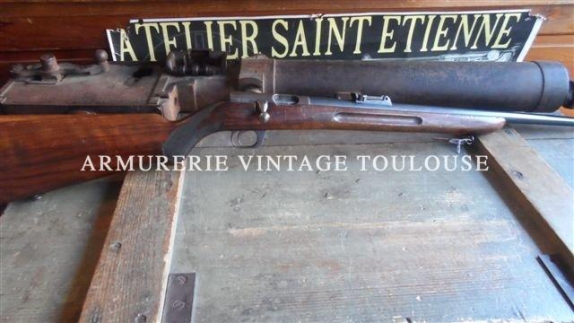 Belle carabine Mauser années 20 calibre 22 LR type MS420 première série (vers 1924)