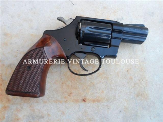 Colt COBRA calibre 38 en 2 pouces